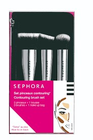 SEPHORA COLLECTION Contouring Brush Set