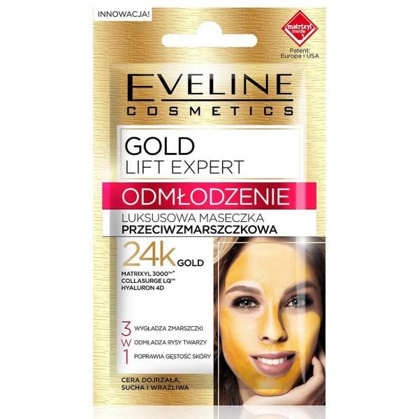 EVELINE - GOLD LIFT EXPERT - REJUVENATION