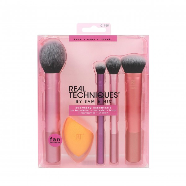 Real Techniques Set brushes 5 Pieces