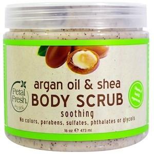 P.F Argan & SHea Body Scrub