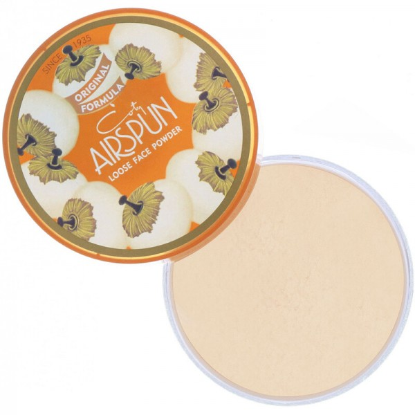 Airspun, Loose Face Powder, Naturally Neutral 070-11