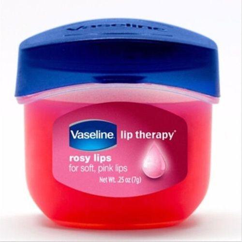 Vaseline, Lip Therapy, Rosy Lip Balm, 0.25 oz (7 g)