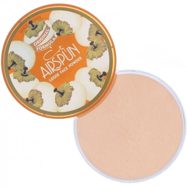 Airspun, Loose Face Powder, Honey Beige 070-32